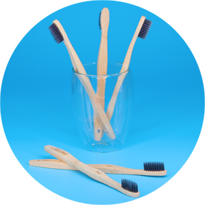 Bamboo toothbrushes, Bamboo toothbrush, wooden toothbrush, toothbrushes multipack,