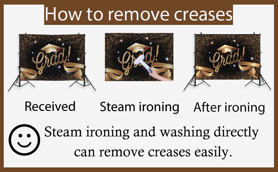 remove creases