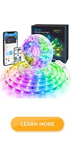 LED Strip Lights Bluetooth
