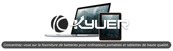 T54FJ Laptop Batterie