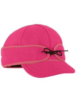 Stormy Kromer The Ida Kromer Cap Cotton Wool Nylon Pulldown Earband Warm Cozy Winter Hat
