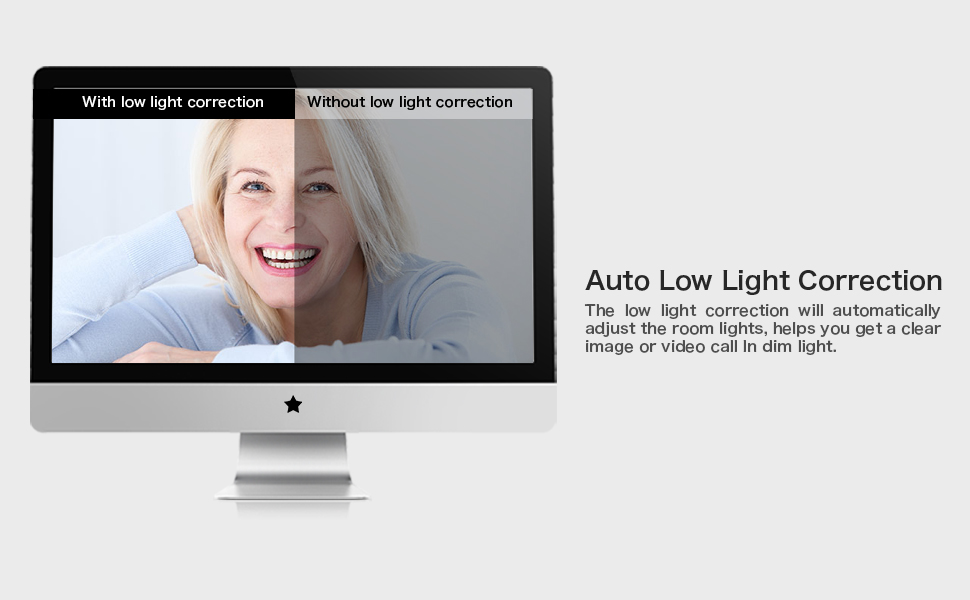 low light correction