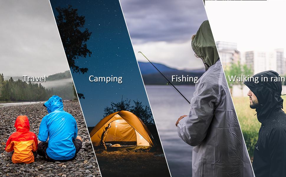 camping walking fishing for men women