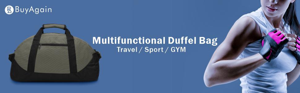 duffel bag for fitness