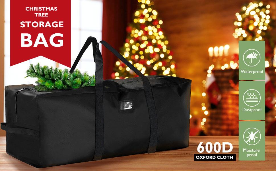 christmas tree storage bag christmas tree bag christmas storage containers xmas tree bags