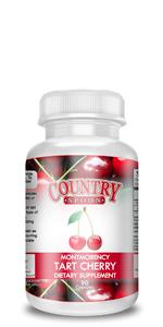 tart cherry capsules