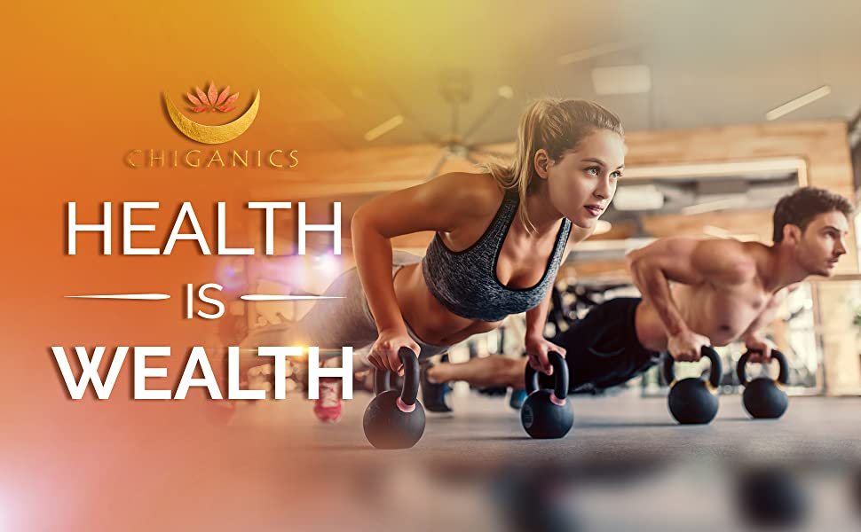 woman and man working out in the gym with weights getting into shape on keto diet immune boost acv