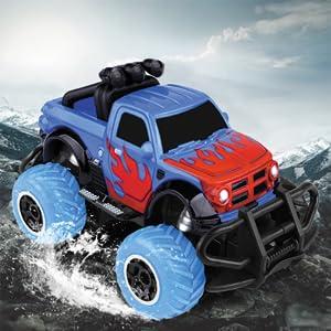 Remote Control Truck Boys Toys