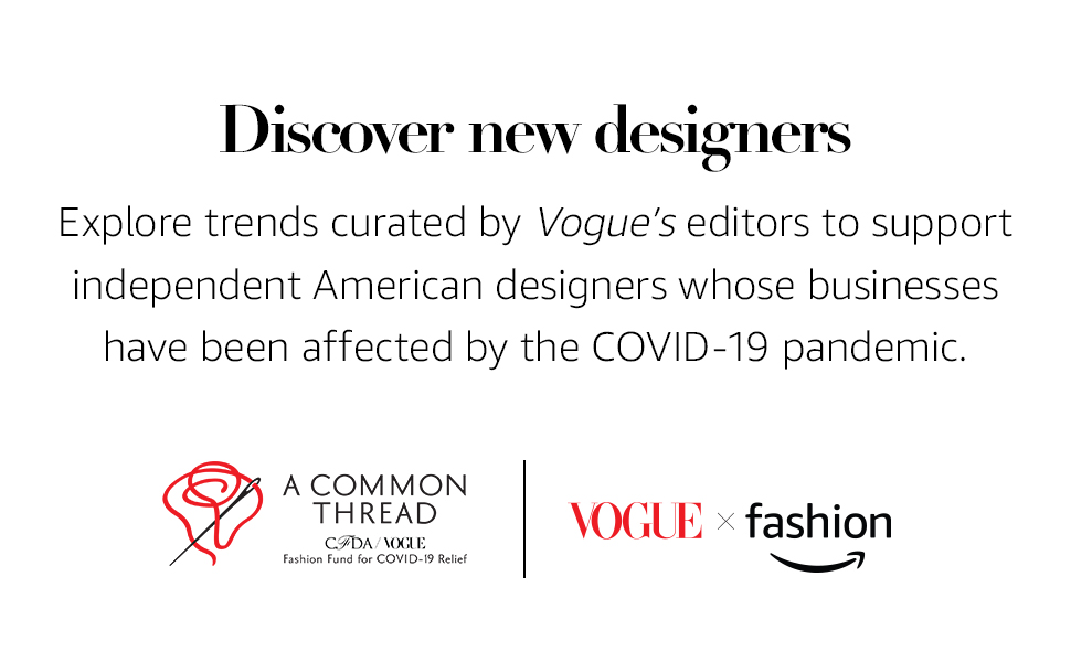Vogue and A Common Thread