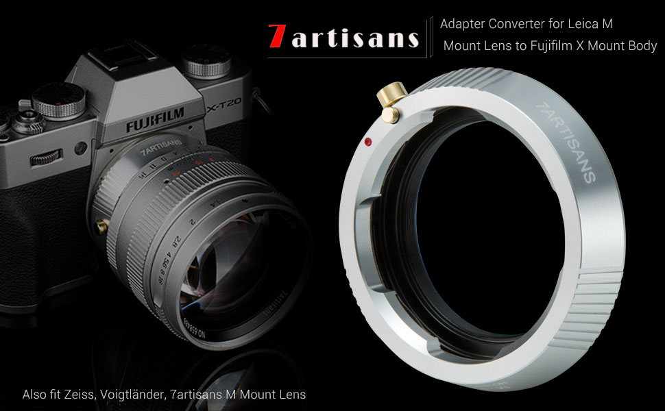Fujifilm M-Mount Adapter