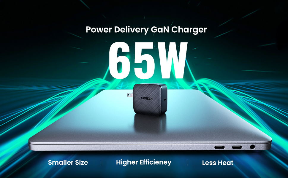 65W USB CHARGER