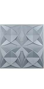 ceiling tile gray