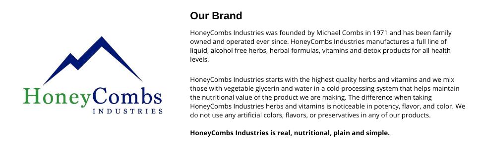 Story, brand, honeycombs