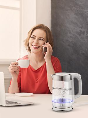 women kettle
