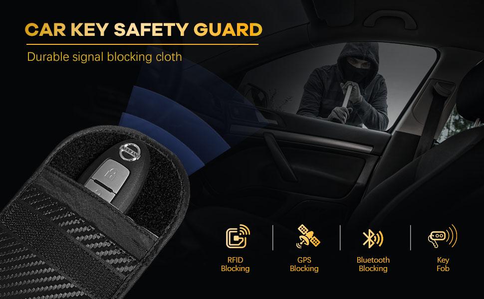 car key signal blocker