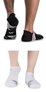Unisex Athletic Running Socks
