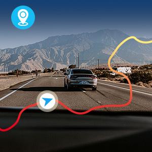 Built-in GPS Logger