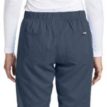 Elastic back waistband pant shown on Barco Grey's Anatomy 4232 Women's scrub pant