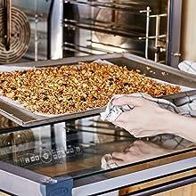 amazin' graze granola ingredients baked