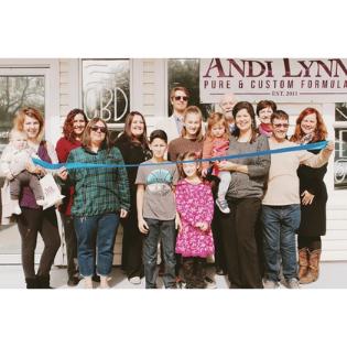 Andi Lynn's Retail Storefront Walker LA