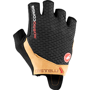 Rider Issued Castelli Team Sky Rosso Corsa Aero Race Gloves Large