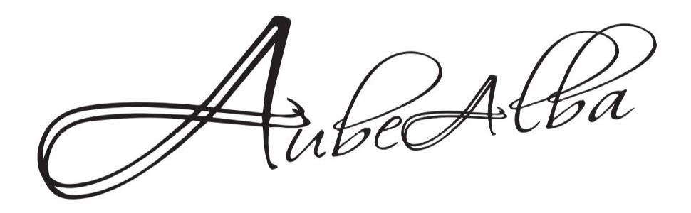 AubeAlba Brand Logo