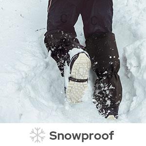 Snow-proof