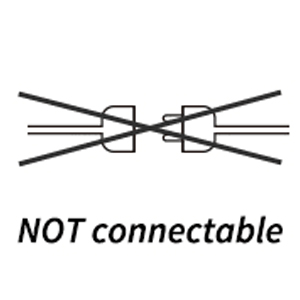 not connectable