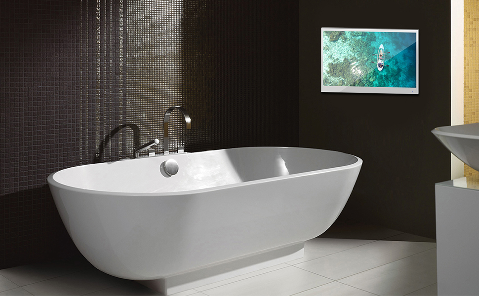 tv for bathroom waterproof