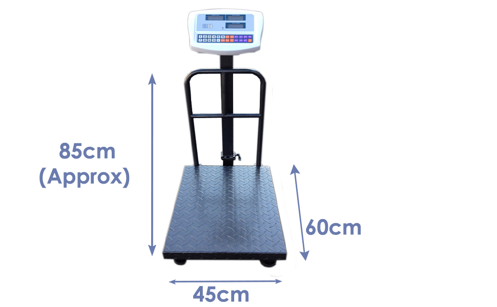 500kg scale