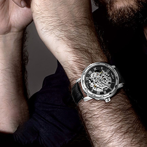Stylish & well made mens watches
