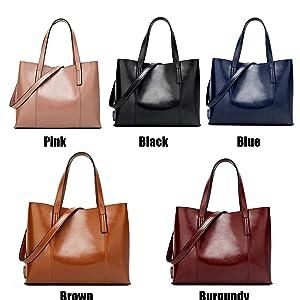 women's leather tote bags women bag women handbags High Storage Capacity Tote purse for women