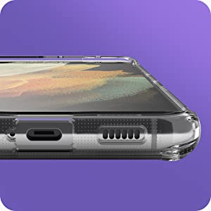 Ringke Fusion Case compatible with Galaxy S21 Ultra