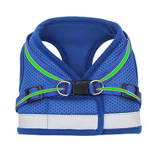 no pull no choke cat vest harness design