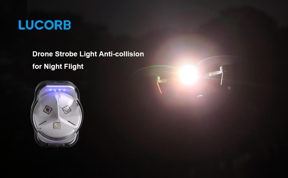 lucorb smart touch strobe light
