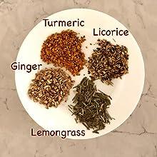 Ingredients Organic