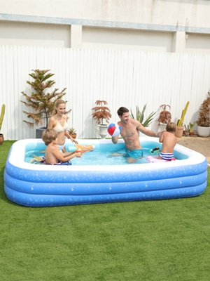inflatable pool adults