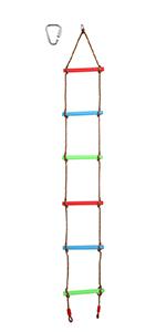 slackline ladder