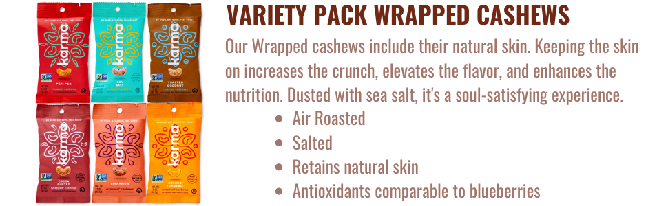 Variety Pack Wrapped
