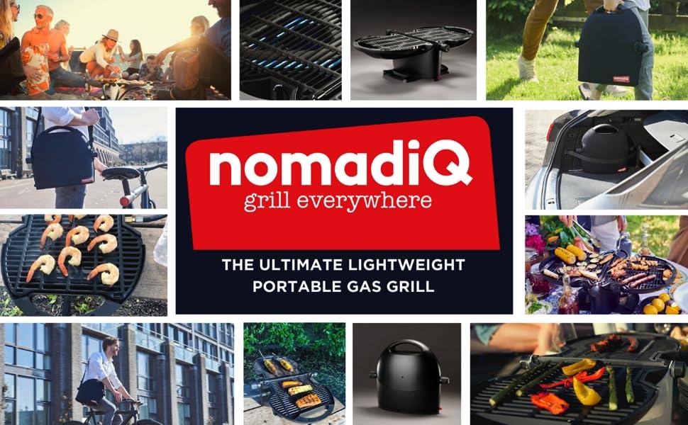 nomadiQ Grill Banner