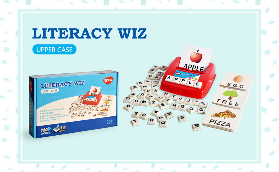 Literacy Wiz Game