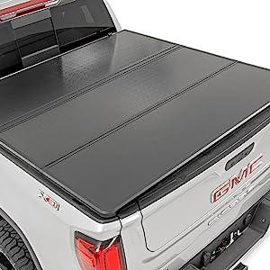 Hard Folding Tri-Fold Bed Cover