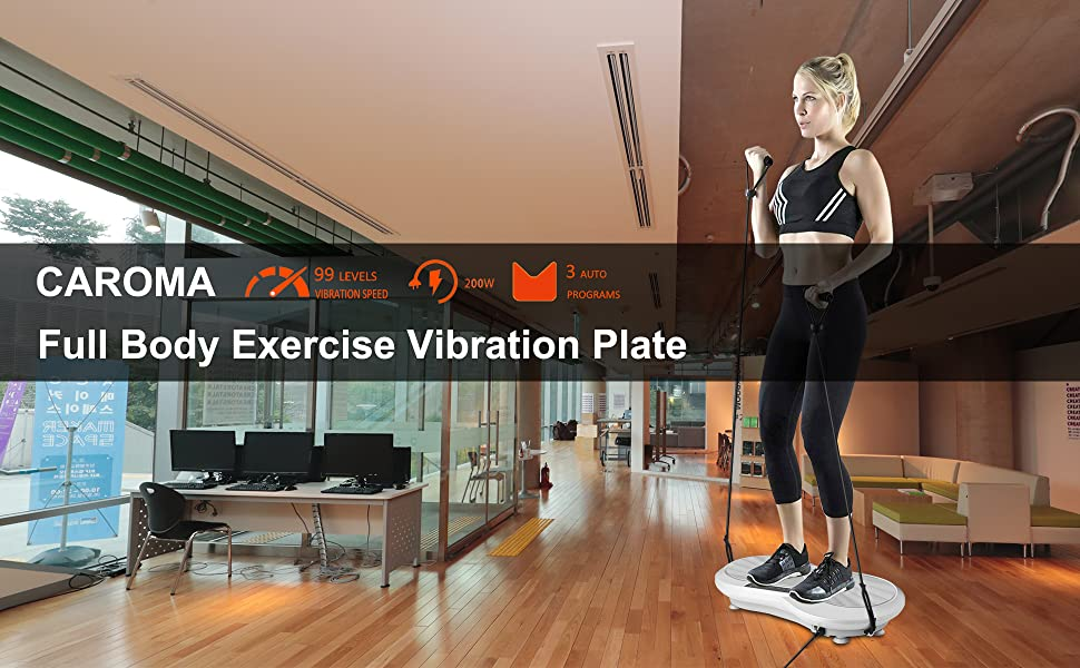 Caroma Fitness Vibration Plate