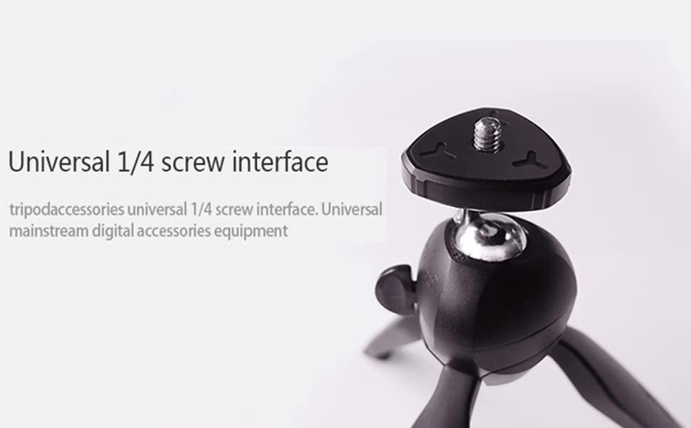 Universal 1/4 Screw Interface