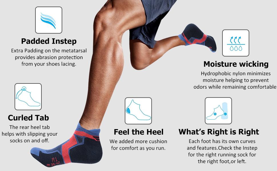 Running Socks Hiking Socks