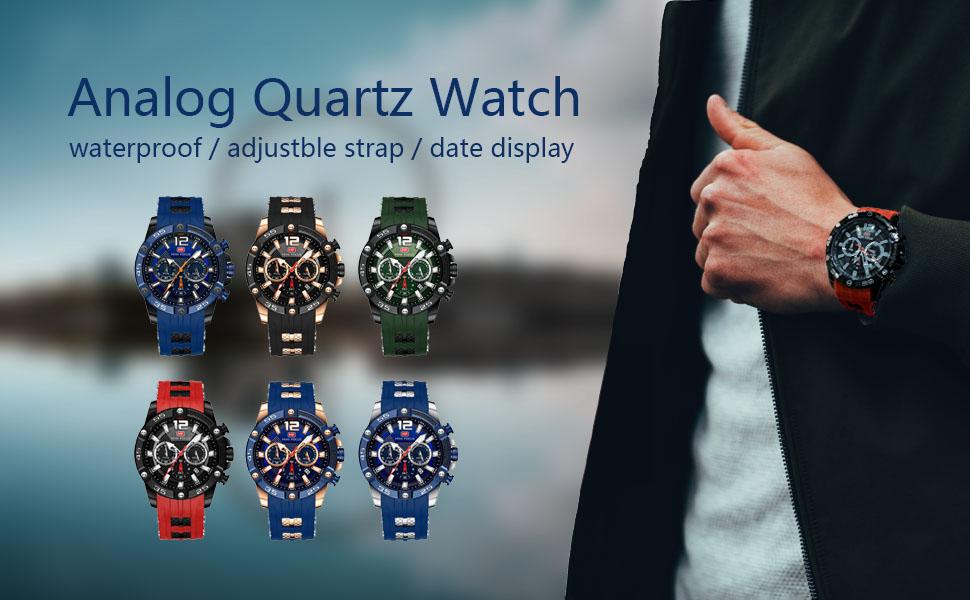 relojes de hombre reloj para hombre reloj military watch automatic watches for men