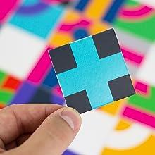 color board game