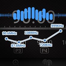 AM FM radio receiver