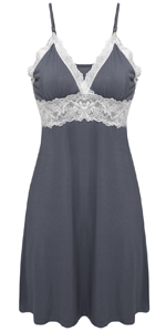 Womens Chemise Nightgown