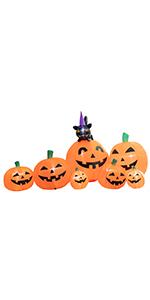 Inflatable Pumpkins